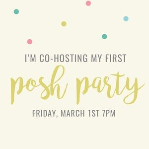 Other - Party host! 🎉